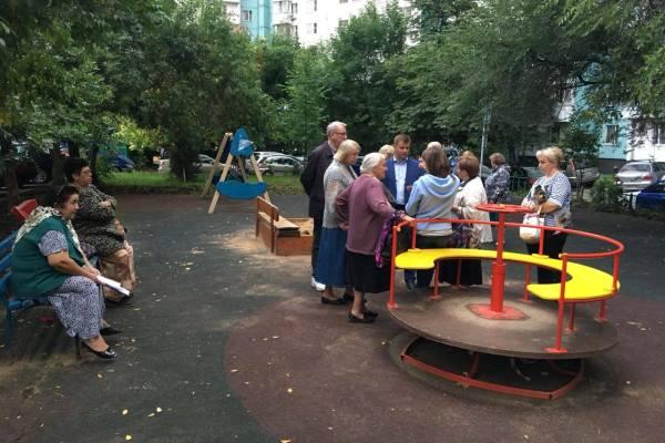 Новости реновации гольяново